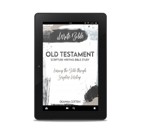 Old Testament e-book