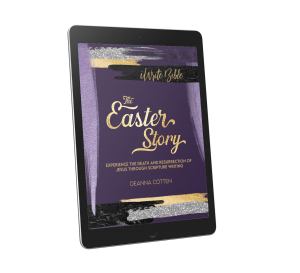 Easter story ebook graphic