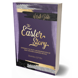 Easter story cover graphic